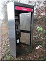 SP9501 : Former KX300 Telephone Kiosk, Missenden Road, Chesham by David Hillas