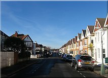 TQ2704 : Marine Avenue, Aldrington, Hove by Simon Carey