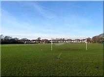 TQ2704 : Aldrington Recreation Ground (Wish Park), Hove by Simon Carey