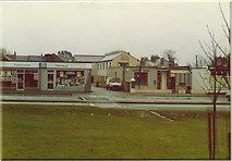 SX5267 : Shops on Westella Road, Yelverton by David Howard archives