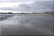NT2486 : Burntisland sands by Richard Webb