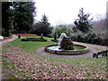 SO2800 : Water fountain in Pontypool Park by Jaggery