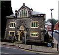SO2800 : Grade II listed St James church hall, Pontypool by Jaggery