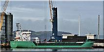 "J3576 : ""Arklow Flair"", Belfast (December 2016) by Albert Bridge"