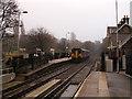 SE2635 : Headingley Station, platform 1 by Stephen Craven