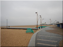 TG5307 : Great Yarmouth - Beach Front by James Emmans