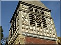 SO7433 : The tower of Bromesberrow church by Philip Halling