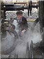 SO8376 : We've got steam heat! by Chris Allen