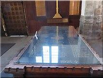 TF6120 : St Nicholas' Chapel, King's Lynn: memorial (25) by Basher Eyre
