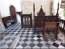 TF6120 : Inside St Nicholas' Chapel, King's Lynn (6) by Basher Eyre