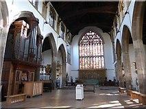 TF6120 : Inside St Nicholas' Chapel, King's Lynn (12) by Basher Eyre