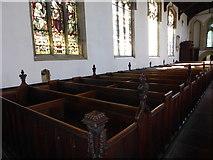 TF6120 : Inside St Nicholas' Chapel, King's Lynn (15) by Basher Eyre