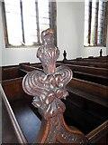 TF6120 : Inside St Nicholas' Chapel, King's Lynn (20) by Basher Eyre
