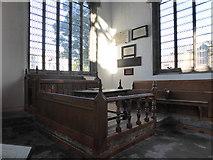 TF6120 : St Nicholas' Chapel, King's Lynn: Consistory Court (2) by Basher Eyre