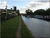 SP1974 : Grand Union Canal Walk by Shaun Ferguson