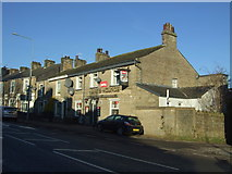 SD7328 : The Hare & Hounds public house, Oswaldtwistle by JThomas