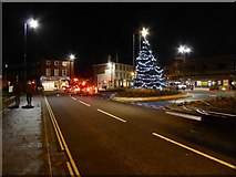 SO8554 : Christmas on College Street by Philip Halling