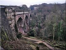 SJ9590 : Marple Aqueduct by Stephen Burton