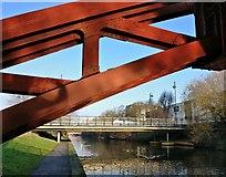 SK5803 : Upperton Road Bridge by Mat Fascione