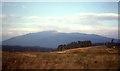 NN2082 : Rough grazing and Beinn Bhan by Richard Webb