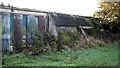 TM2891 : Old building beside Dulgate Road by Evelyn Simak