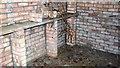 TM3090 : Shelves inside the Tool House by Evelyn Simak