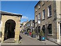 SE4048 : The Shambles, Wetherby (2) by Stephen Craven