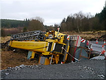 NX5677 : Stuck In A Rut In Galloway - Image #3 by James T M Towill