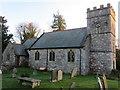 SJ2430 : Christ Church at Rhydycreosau by Peter Wood