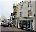 SX9372 : Voyage Fair Trade shop in Teignmouth  by Jaggery