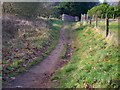 SO9081 : Footpath towards Quarry Park Road by Stephen Rogerson