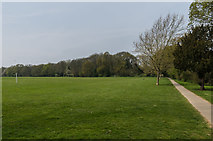 TQ4667 : Poverest Recreation Ground by Ian Capper