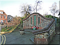 TG2411 : Sprowston War memorial in Wroxham Road by Adrian S Pye