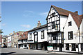 SU1429 : St John's Street, Salisbury by Des Blenkinsopp