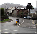 ST2193 : Road towards the centre of Cwmcarn by Jaggery
