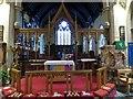 SJ9295 : Christ Church Chancel by Gerald England