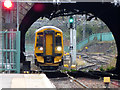 NT2573 : Train approaching Waverley railway station by Thomas Nugent