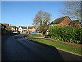TL7663 : Green Farm Lane, Barrow by Hugh Venables