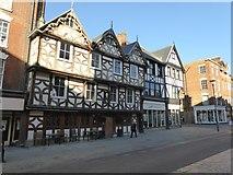 SO8318 : Robert Raikes' house, Southgate Street, Gloucester by David Smith