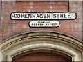 SO8554 : Copenhagen Street by Philip Halling