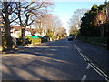 SE2955 : Rutland Road - viewed from Hereford Road by Betty Longbottom
