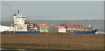 J3778 : Cruise ship terminal site, Belfast harbour - December 2016(4) by Albert Bridge