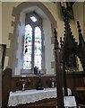 SJ9295 : Christ Church Lady Chapel by Gerald England