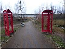 TQ3784 : Art in the Queen Elizabeth Olympic Park by Marathon