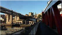 NZ2563 : Castle Keep, Newcastle upon Tyne by Anthony Foster