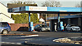 J3560 : Petrol station at The Temple, Carryduff/Ballynahinch (December 2016) by Albert Bridge