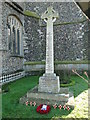 TL9971 : Walsham-le-Willows War Memorial by Adrian S Pye
