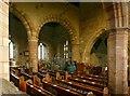 NU1241 : Church of St Mary, Holy Island by Alan Murray-Rust