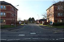 NS3526 : Monkton Court, Prestwick by Billy McCrorie