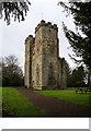 NU1825 : Preston Tower by Peter Turner